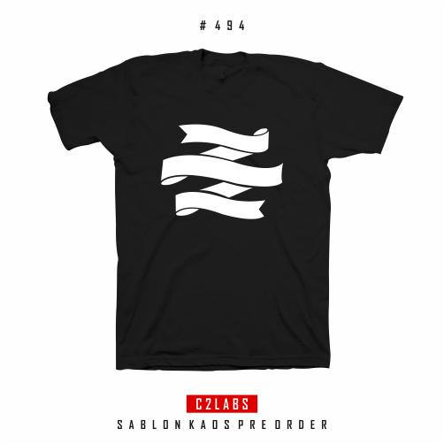 Ribbon Blank - Desain Kaos Distro #494