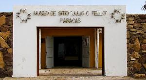 Museo de Sitio Paracas Julio C. Tello
