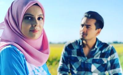 Sinopsis Drama Dia Bidadari Dari Syurga Lakonan Halim Radzi & Sharifah Husna