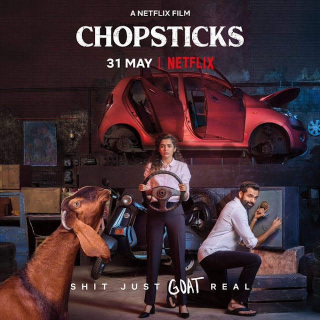 #TheLifesWayReviews - Chopsticks - #Movie #Drama #NetflixOriginal @NetflixSA #Bollywood