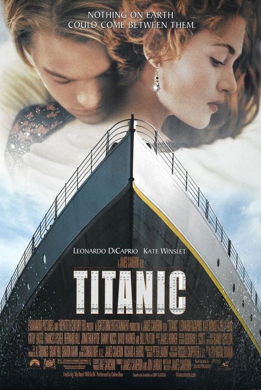 Titanic 1997 x264 720p Bluray Dual Audio English Hindi Telugu Tamil GOPI SAHI