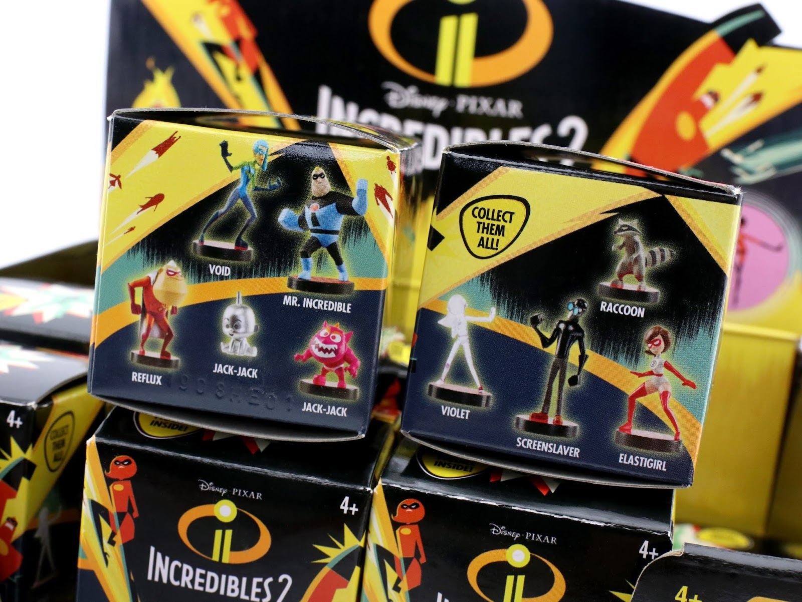 incredibles 2 blind box figures series 2
