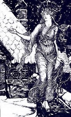 Goddess Deutsch