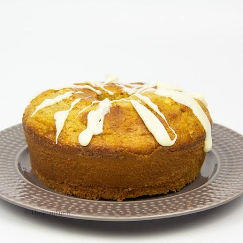Cardamom & Lemon Cake