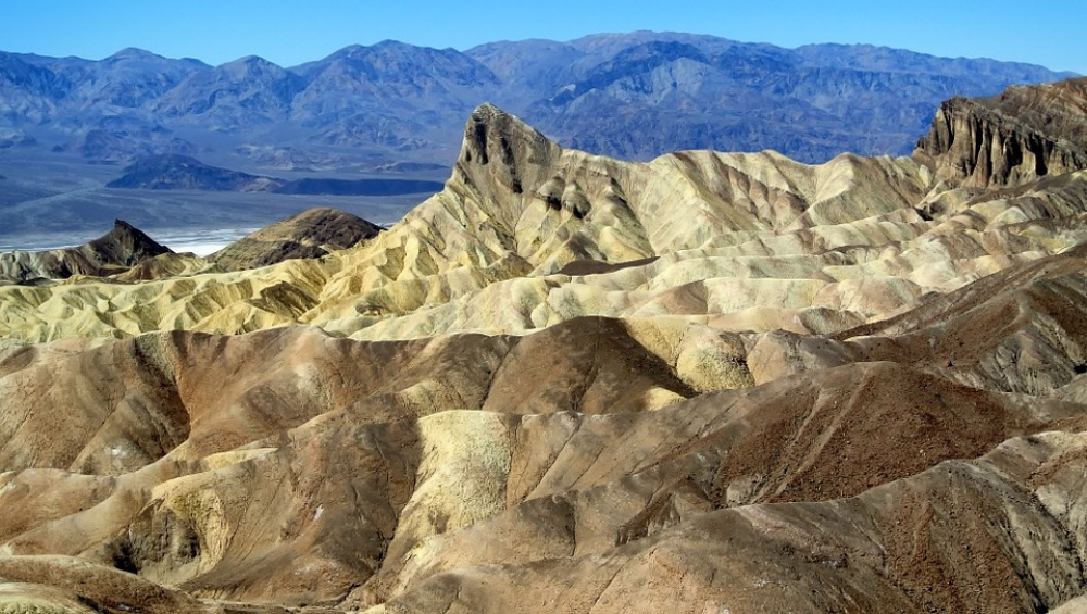 Death Valley USA Tourism