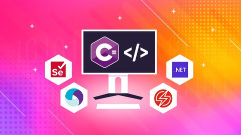 C# Automation Framework for Web Apps [Free Online Course] - TechCracked