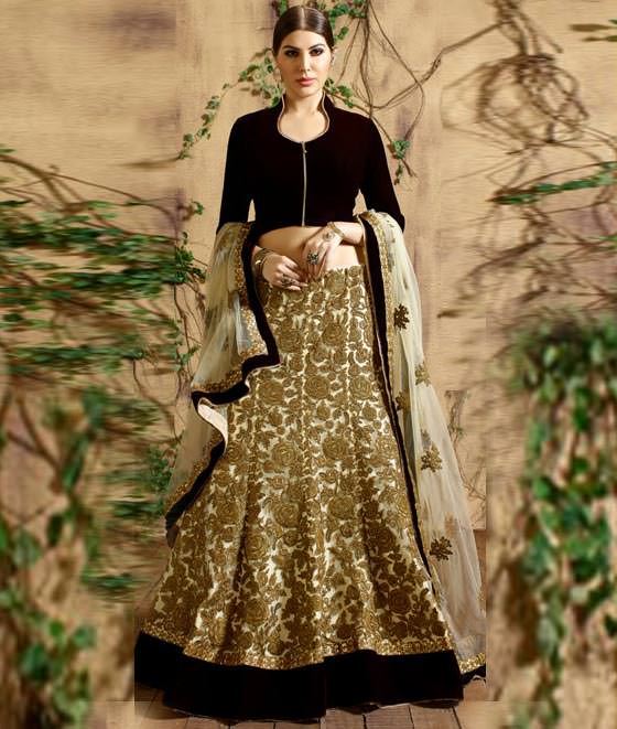 10 Beautiful Lehenga Designs For Wedding and Events