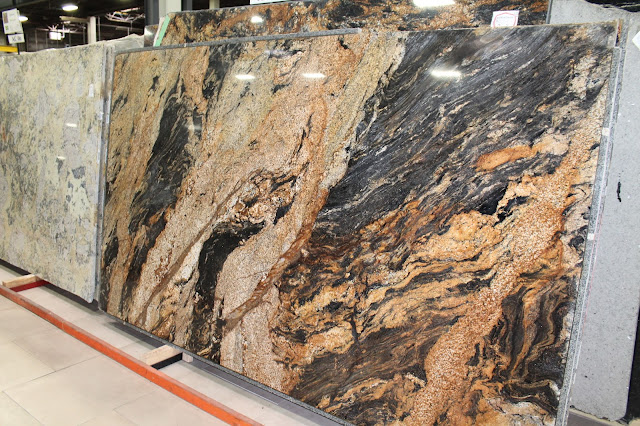 Desert Dream Granite slabs for countertop