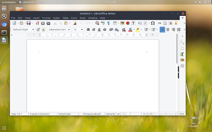 Instalar Idioma Español de LibreOffice en Ubuntu 20.04 LTS