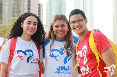 Imagens da JMJ 2019 - Fotos da jornada mundial da Juventude