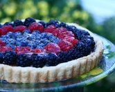 Easy Elegant Fruit Tart
