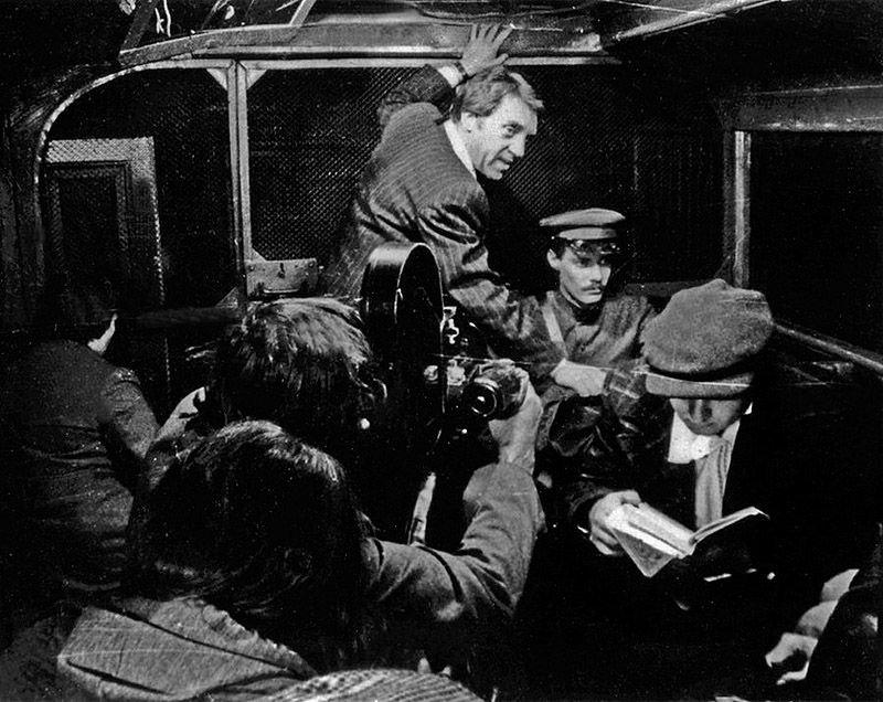 15 Уникальных Фото Из-за Закулисья Советского Кино