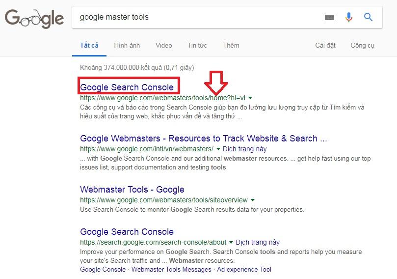 google master tools longanit.com