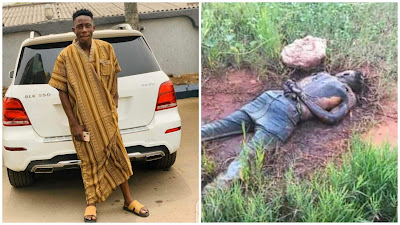 Photos: Men In Army Uniform Kidnapped And Kill Man In Owerri