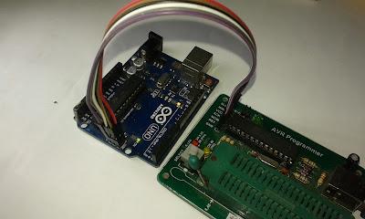 arduino uno r3 with usbasp programmer, how to burn bootloader on arduino,
