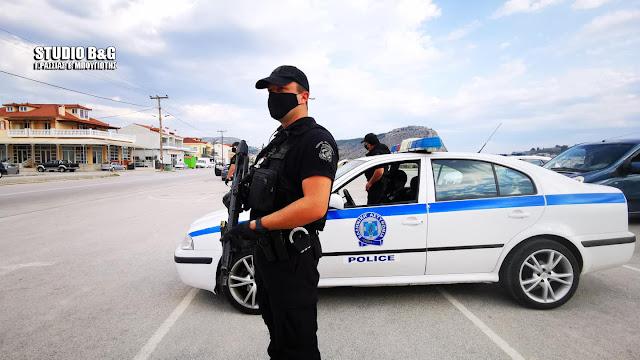 Συλλήψεις στην Αργολίδα κλοπή, καλλιέργεια κάνναβης και λαθραίο καπνό