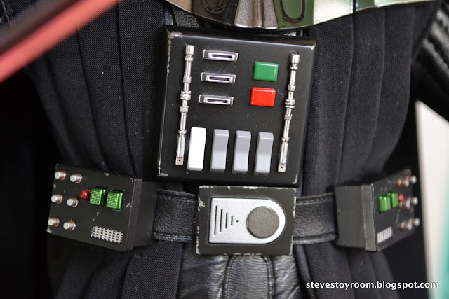 hot toys darth vader chest belt box
