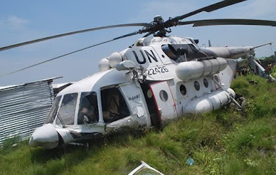 Boko Haram Attacks UN Helicopter, Kills Two