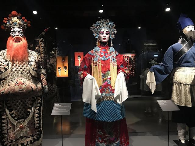 Museu do Oriente - A Ópera Chinesa