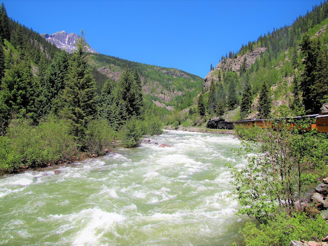 Durango Train, Colorado