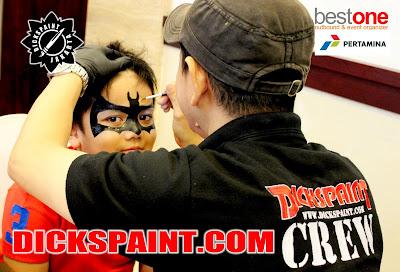 Face Painting Kids Jakarta