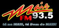 Rádio Mais FM de Araguari MG ao vivo