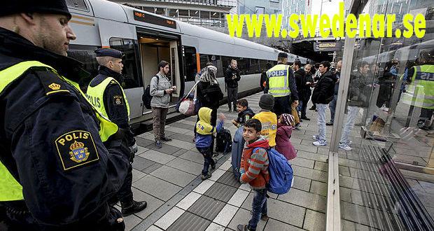 مخططات المترو للانتقال السريع فى السويد و ستوكهولهم
