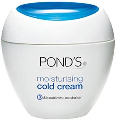 Pond's Moisturizing cold Cream