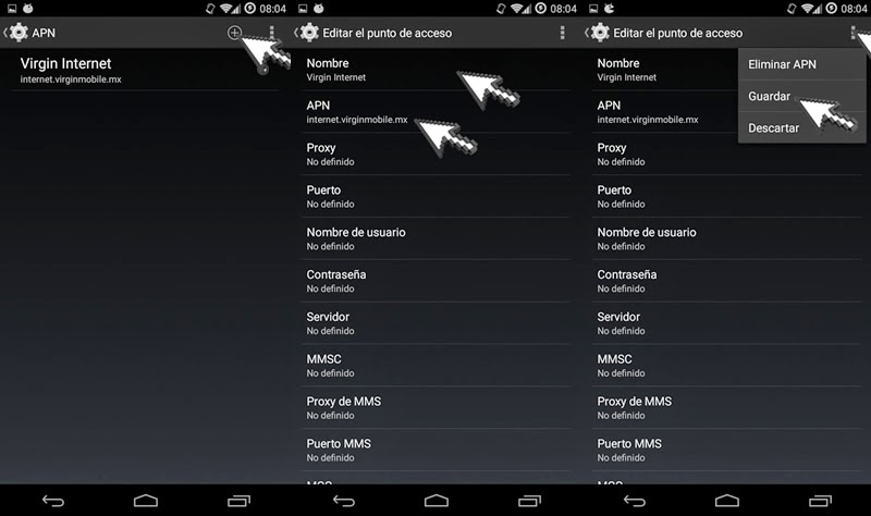 virgin mobile apn android 2