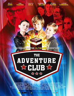 The Adventure Club (2017)