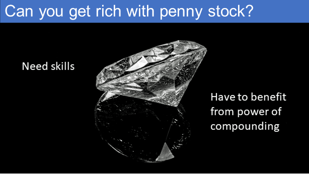 Can you get rich from penny stocks?