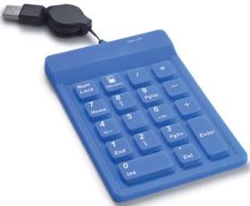 Keyboard NUMERIC