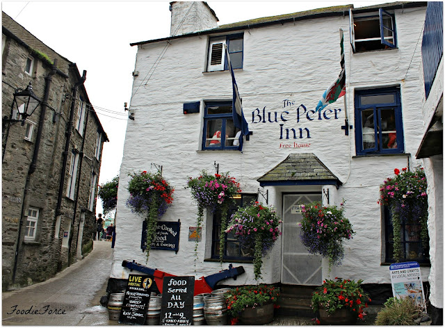 The Blue Peter Inn Looe