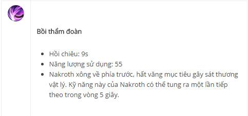 Cach choi va len do tuong Nakroth