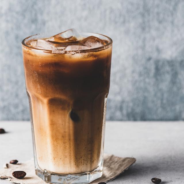 Iced cold coffee recipe