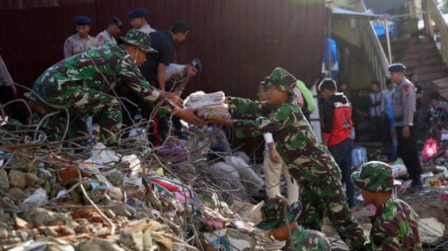 Maluku Diguncang Gempa 5 SR, Tak Berpotensi Tsunami