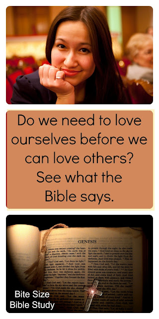 The Lie of Self-Love. The Truth From Scripture.