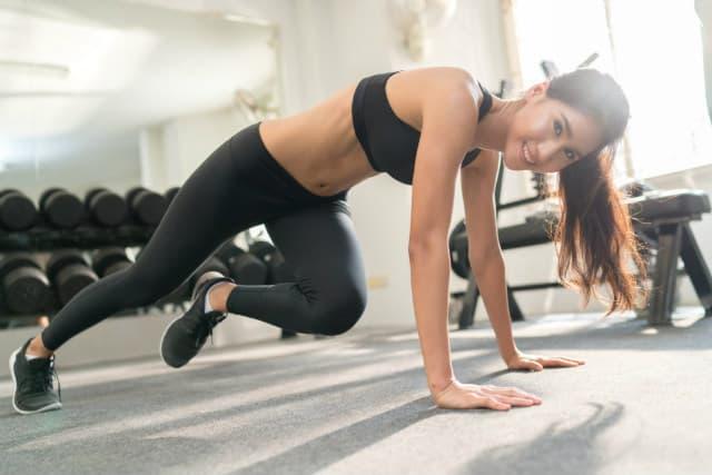 Thời gian tập gym