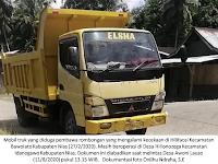 GMNI Dorong Polres Nias Tuntaskan Kasus Kecelakaan di Hilifaosi