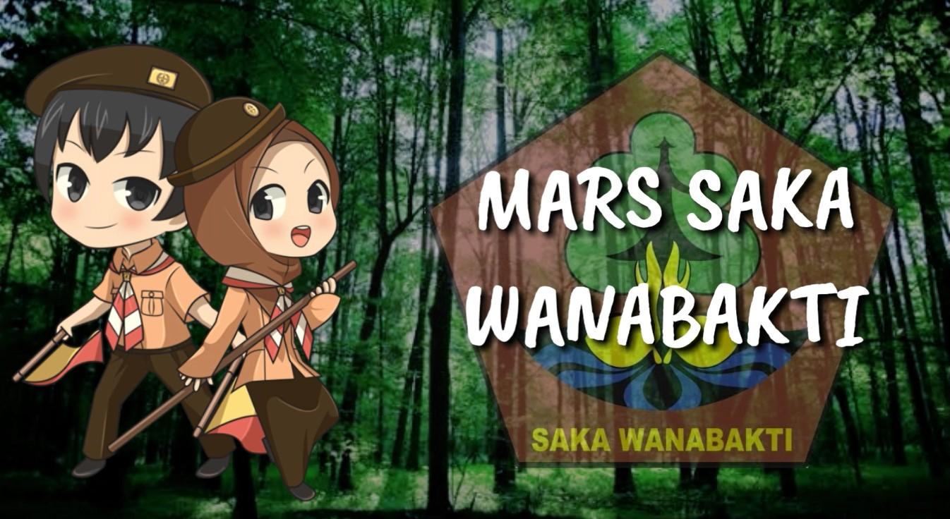 Mars Saka Wanabakti - Rimbawan
