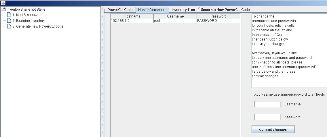 How to Use the Inventory Snapshot for vSphere – VMwareMinds