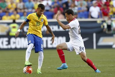موعد مباراة البرازيل وكوستاريكا ضمن مباريات كأس العالم الجمعة 22-6-2018 و القنوات الناقلة