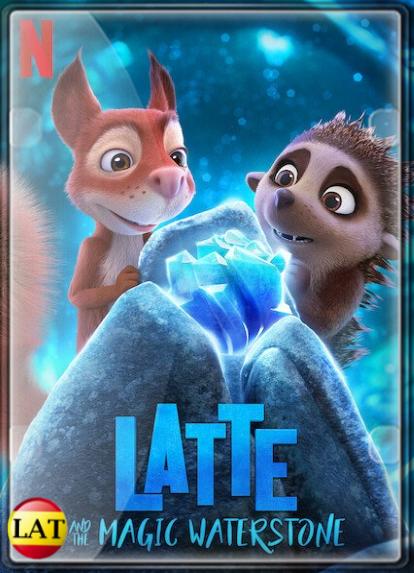 Latte y la Piedra de Agua Mágica (2019) DVDRIP LATINO