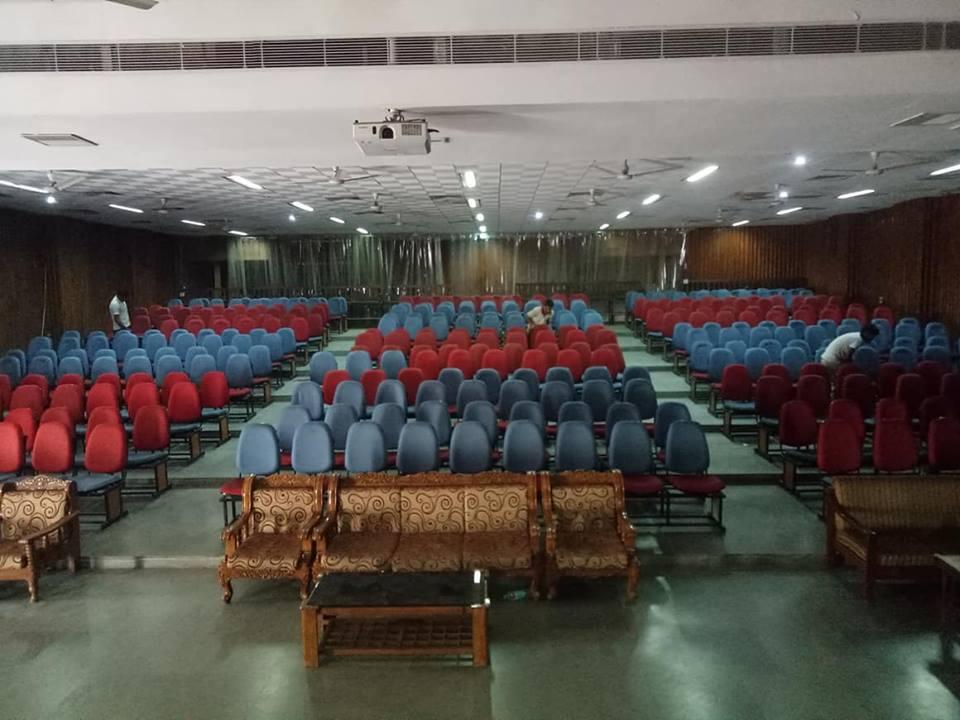 PTC saharnpur AUDITORIUM