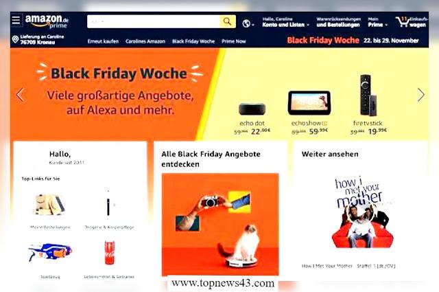 amazon black friday deals