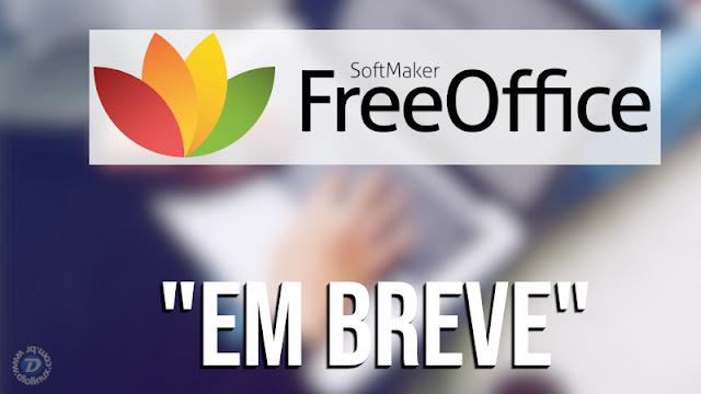 FreeOffice vai permitir salvar em formatos fechados e abertos