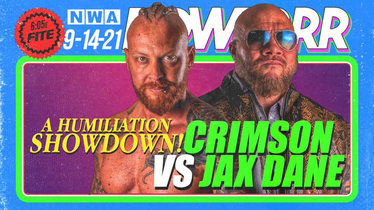 Cobertura: NWA Powerrr (14/09/2021) – Humilhação!