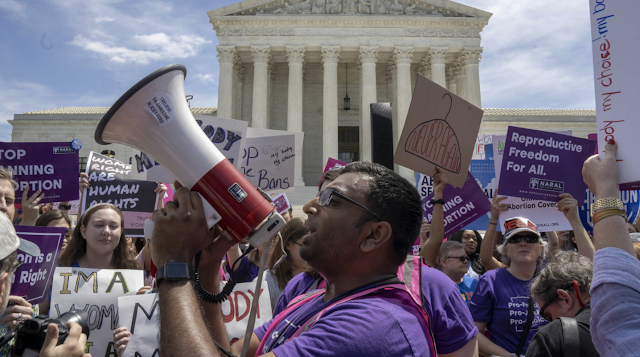 Supreme Court bypasses main issue in ruling on Indiana abortion law