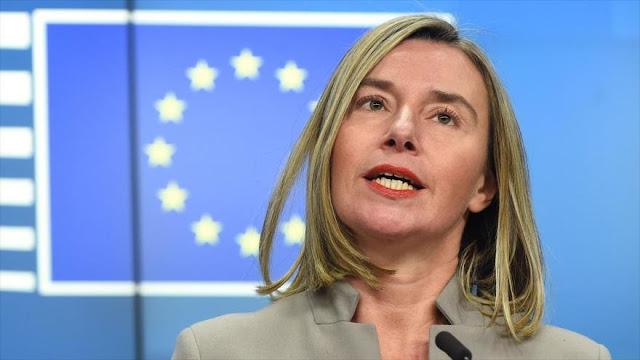 UE crea grupo de contacto y planea sancionar a líderes de Venezuela