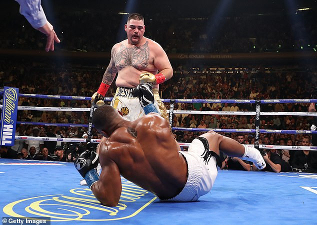 I'm looking forward to ending his career in the desert': Andy Ruiz vows to beat Anthony Joshua for the second time